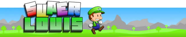 [FREE][Game] Super Louis Jungle Adventure - Jump and Run platformer like Mario-forumbanner.png