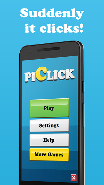 PicClick - Guess the pictures. And suddenly it clicks! [FREE][GAME]-picclick_01_en.png