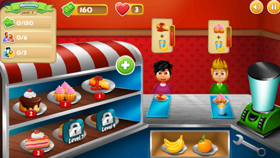 Cooking Cakes Story -  free android cakes game for children-splash0.png