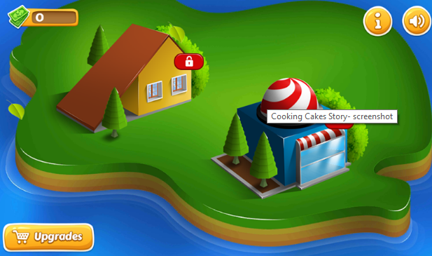 Cooking Cakes Story -  free android cakes game for children-splash1.png