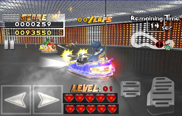 Free Game Bumper Car Destruction The Only Race Game Of Bumper