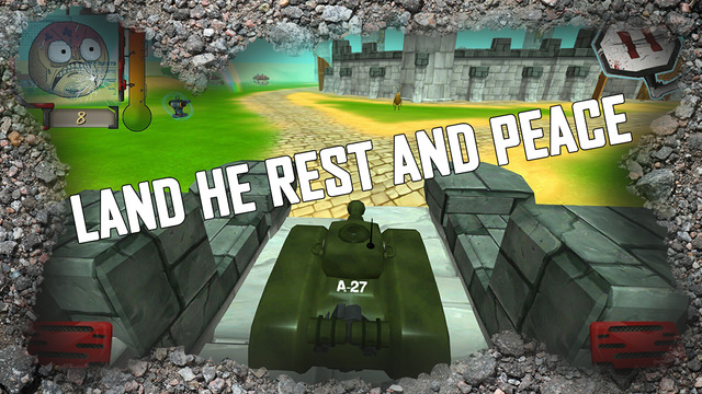 A cool racing shooter game for Android has been published. Check it out!-screen640x640.jpeg