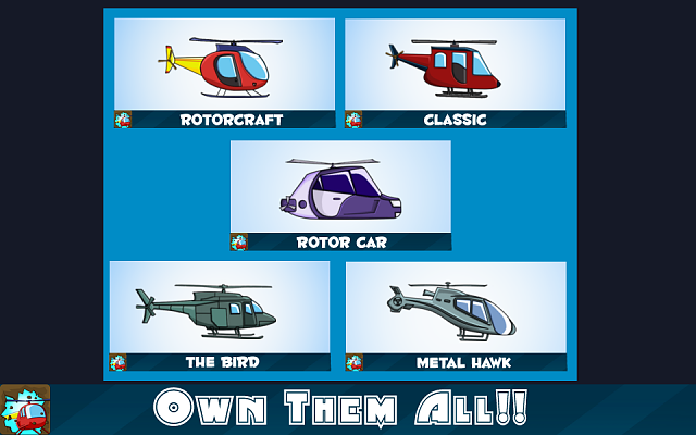 [Game/NEW]Rotorcraft Breakout - Most Challenging Helicopter Game-sc8.png