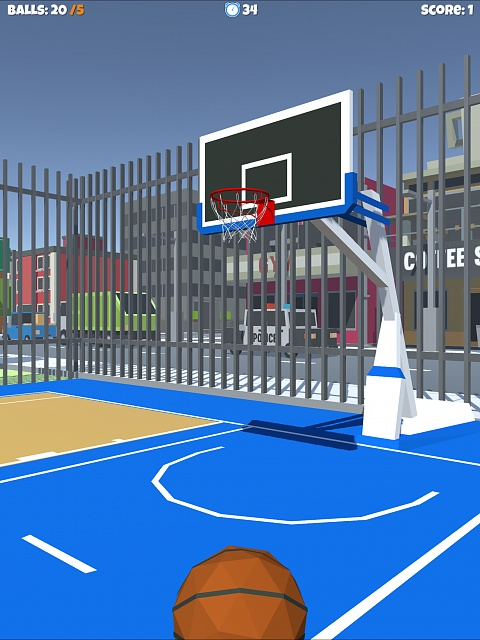 [New Game][No Ads][Promo Codes] Streetball Games-img_0036.jpg