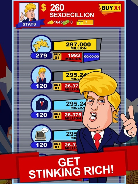 First Trump Clicker Game Available Now in Apple App Store And Google Play Store-2.jpg