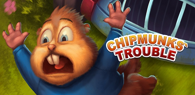 Chipmunks' Trouble — difficult puzzle about chipmunks-icon1024x500.jpg