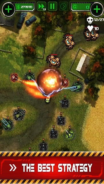 Tower Defense - Civil War : New Strategy game for android-2.jpg