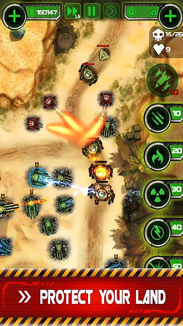 Tower Defense - Civil War : New Strategy game for android-3.jpg