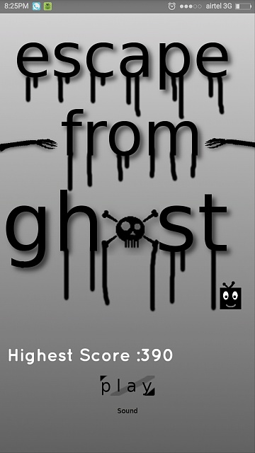 [GAME] 2.3+ ESCAPE FROM GHOST released on Playstore,Amazon-screenshot_2016-06-07-20-25-00_com.therain.jpg