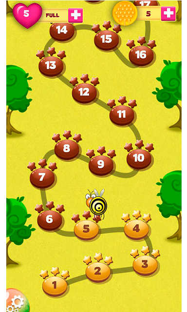 [FREE GAME] Honey Balls 2. A fun game for children and adults.-2.png