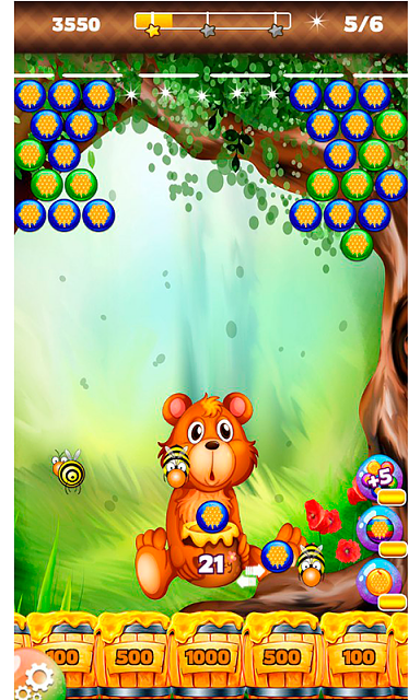 [FREE GAME] Honey Balls 2. A fun game for children and adults.-3.png