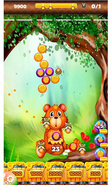 [FREE GAME] Honey Balls 2. A fun game for children and adults.-4.png