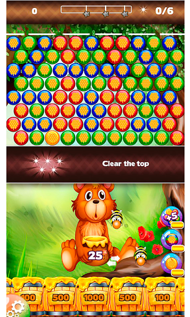 [FREE GAME] Honey Balls 2. A fun game for children and adults.-8.png