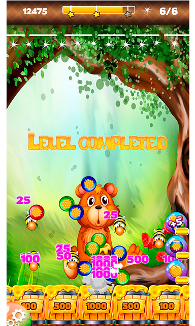 [FREE GAME] Honey Balls 2. A fun game for children and adults.-7.png