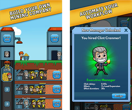 [New][Game][Free] Idle Miner Tycoon - A clicker game where you don't have to click-screenshots-idle_miner_tycoon-1.jpg