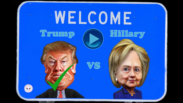 Trump vs Hillary Crazy Run and you're wrong if you think this is an ordinary run game! [FREE GAME]-screenshot-1136x640-2016-06-22-07.39.52pm.png