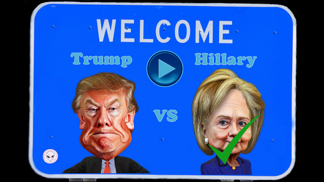 Trump vs Hillary Crazy Run and you're wrong if you think this is an ordinary run game! [FREE GAME]-screenshot-1136x640-2016-06-22-07.39.57pm.png
