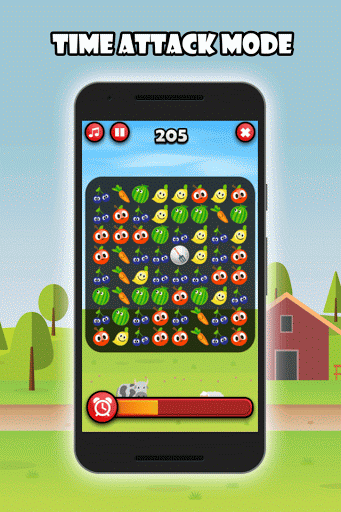 [Free Game] Farm Puzzle Heroes - Harvest your crops-ss2.png