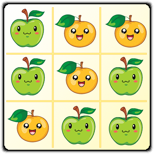 [FREE][GAME] Fruits Tic Tac Toe with more than 50 levels of fun-icon.png
