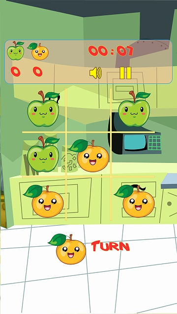 [FREE][GAME] Fruits Tic Tac Toe with more than 50 levels of fun-3.jpg