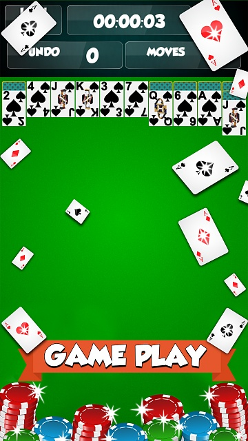 [Free][Card Games] Spider Solitaire for Android-04.jpg