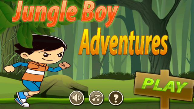 [Free][Adventure Game] Jungle Boy adventures-screen-1.png