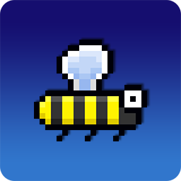 [FREE]Flappy Bee- Playing in one click[NEW]-256.png