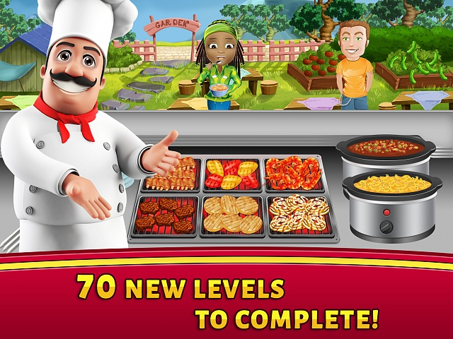 Cooking Scramble BBQ Chef 2 Delivers Groundbreaking Virtual BBQ Fun-3.jpg