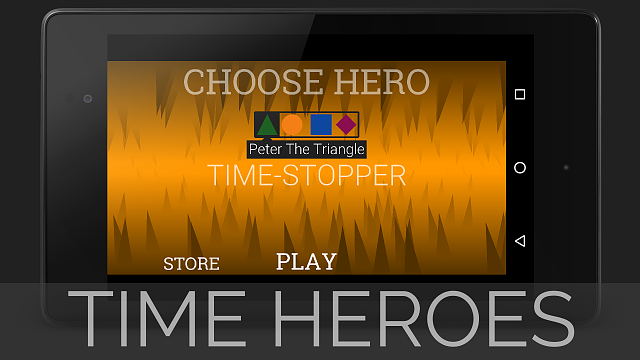 [FREE][GAME]TIME HEROES - Endless Runner-scr1.png