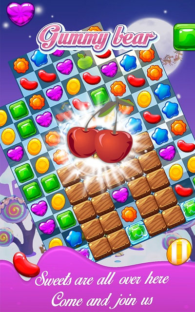 [FREE GAME] Jelly Gummy Bear - match 3 puzzle game.-4.jpg