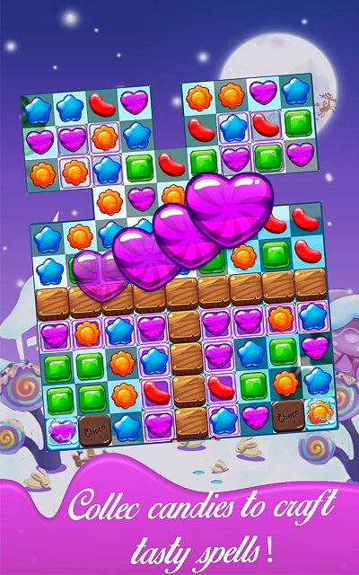 [FREE GAME] Jelly Gummy Bear - match 3 puzzle game.-5.jpg