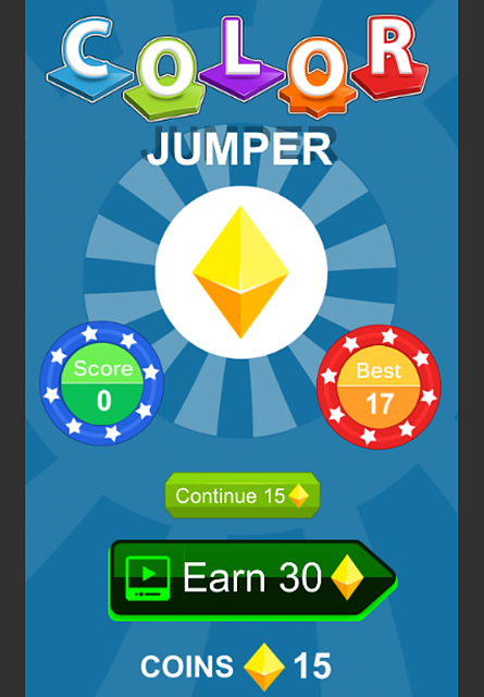 [Free Game] Color Jumper-screen1.png