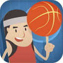 A physic mechanism puzzle game---Hoops Puzzler-icon-128.png