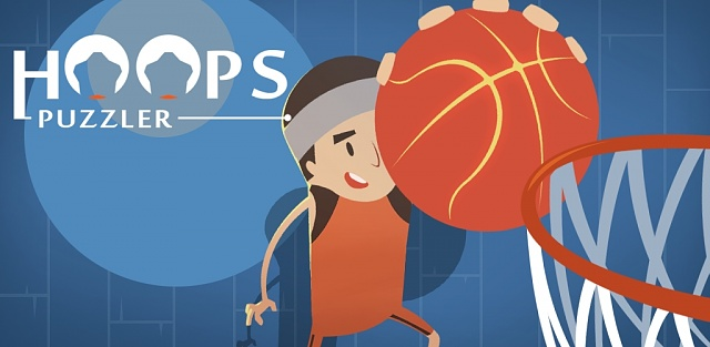 A physic mechanism puzzle game---Hoops Puzzler-.jpg