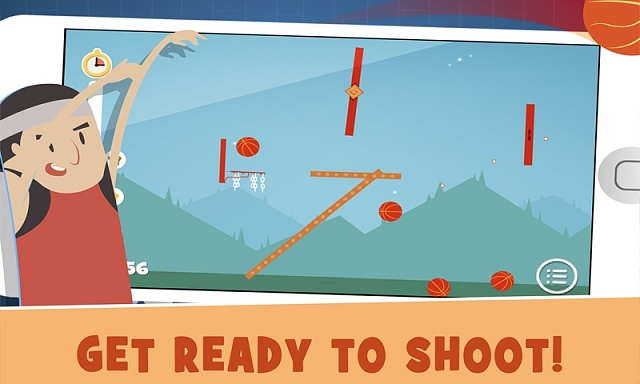 A physic mechanism puzzle game---Hoops Puzzler-e1.jpg