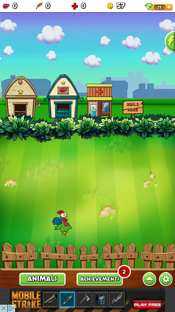 Animal Android game