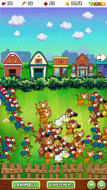 New game for android: ANIMAL BILLIONAIRE-28.png
