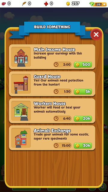 New game for android: ANIMAL BILLIONAIRE-30.png