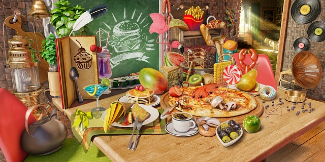 [NEW GAME] Hidden Objects Food FREE-6.jpg