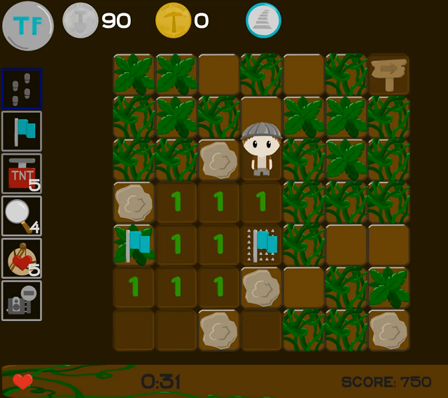 [FREE GAME] Trap Finder (Adventure Minesweeper Game)-trap-finder-gameplay.png