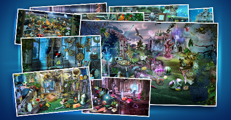 [NEW] Hidden Objects Enchanted Castle - for fans of Fantasy!-fb.png