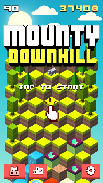 [FREE][GAME] Mounty Downhill-screen1.png