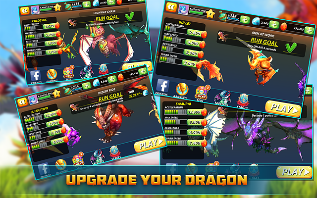Dragon X GO - Best Arcade game for Android-msstvrf.png