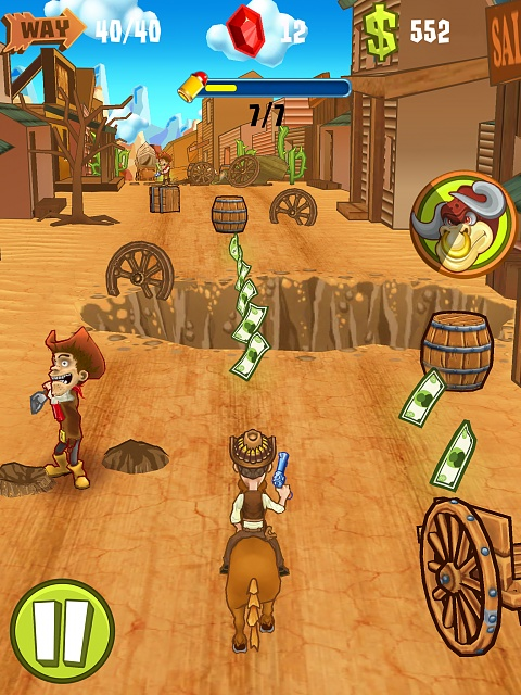 [GAME] Shoot & Run:Western - Bring the Law to the Wild West!-scrin_04.jpg