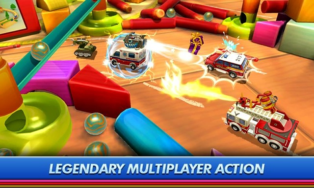 android micro machines