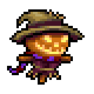 scarecrow animated