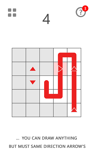 [Game][4.0.3+] Arrow Line - Puzzle funny game-screenshot-3.png