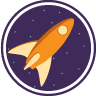 Gravital: Space themed physics/puzzle game-logo.png