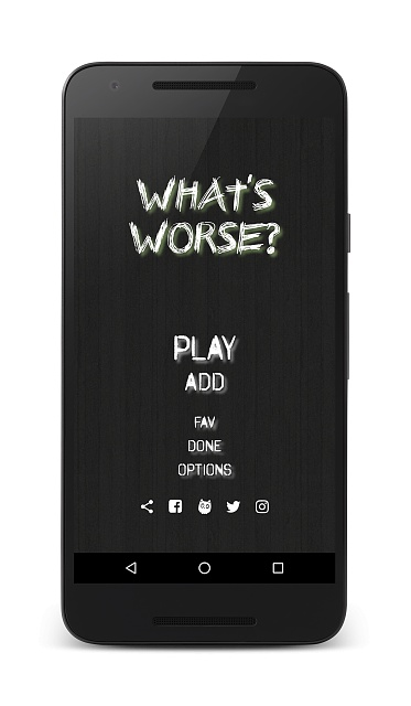 [FREE][GAME][2.3.7+] What's Worse?-menu.en_framed.jpg