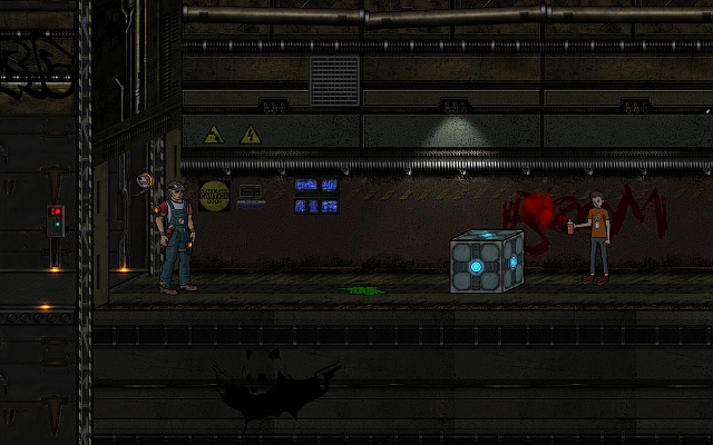 Starship Escape [Free][2D][Stealth][Action]-big2.jpg